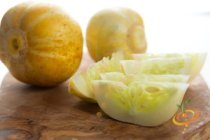 'Lemon' Cucumbers are a classic heirloom cucumber that's delicious fresh or pickled.