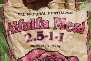 Alfalfa Meal NPK