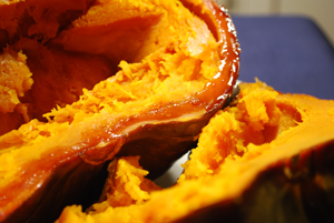 Roasted Buttercup Squash 3